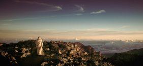 A Monk Walks His Path